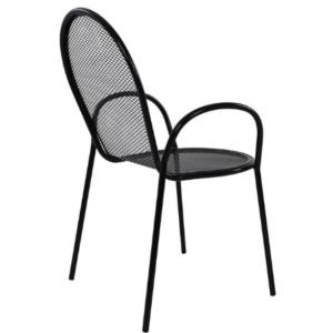 gradinski metalen stol